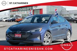 Used 2019 Hyundai Elantra Preferred Roof | Alloys | Heated Seats and Wheel for sale in St. Catharines, ON