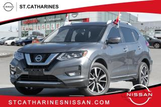 Used 2017 Nissan Rogue SL Platinum Platinum | Loaded | Leather | Navi | Roof for sale in St. Catharines, ON