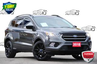 Used 2018 Ford Escape SE | 4WD | 1.5L ECOBOOST | SPORT APPEARANCE PACKAGE | PANORAMIC VISTA ROOF for sale in Kitchener, ON