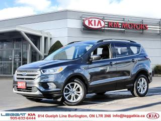 Used 2017 Ford Escape SE | LEATHER | POWER SEATS | NAV | DUAL CLIMATE | for sale in Burlington, ON