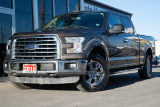 Used 2015 Ford F-150 CLEAN POWER SEAT BACKUP CAM GOOD CONDITION for sale in Chatham, ON