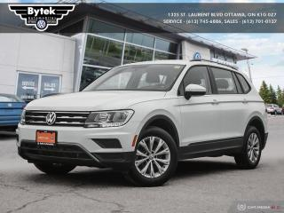 Used 2020 Volkswagen Tiguan Trendline 2.0 8sp at w/Tip 4M for sale in Ottawa, ON