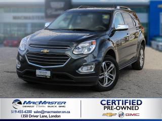 Used 2017 Chevrolet Equinox Premier for sale in London, ON