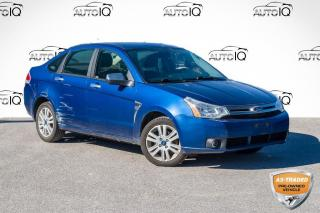 Used 2008 Ford Focus SES for sale in Barrie, ON