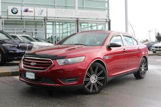 Used 2013 Ford Taurus Limited Sedan AWD for sale in Langley, BC
