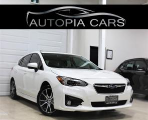Used 2017 Subaru Impreza 5dr HB CVT Sport w/Tech Pkg for sale in North York, ON