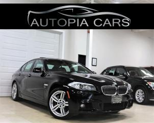 Used 2012 BMW 5 Series 4dr Sdn 535i xDrive AWD for sale in North York, ON