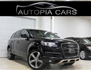 Used 2014 Audi Q7 quattro 4dr 3.0L TDI Technik for sale in North York, ON