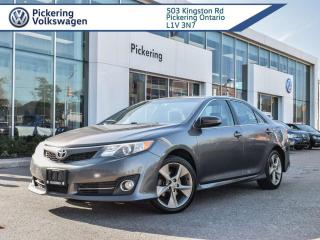 Used 2013 Toyota Camry SE 4dr FWD Sedan for sale in Pickering, ON