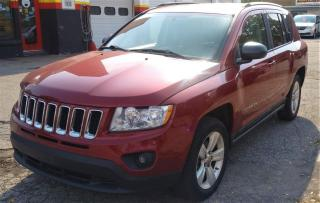 Used 2011 Jeep Compass Sport 4WD for sale in St. Catharines, ON