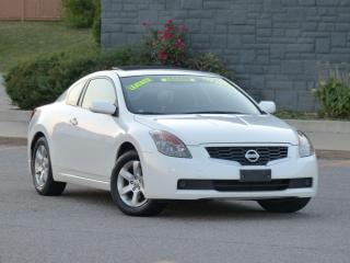 Used 2009 Nissan Altima LEATHER,BOSE AUDIO,SUNROOF,FULL OPTIONS,ONE-OWNER, for sale in Mississauga, ON