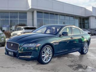 Used 2017 Jaguar XF 35t Prestige *FREE WINTER TIRES* for sale in Winnipeg, MB