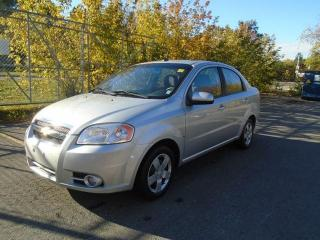 Used 2009 Chevrolet Aveo LT '' AS IS '' for sale in Ottawa, ON