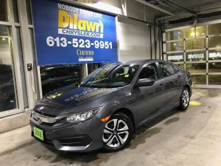 Used 2018 Honda Civic LX   Heated Seats, Backup Camera for sale in Nepean, ON