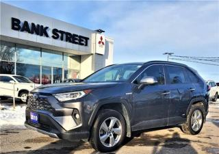 Used 2019 Toyota RAV4 Hybrid Limited for sale in Gloucester, ON
