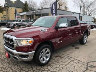 New 2021 RAM 1500 Big Horn for sale in New Hamburg, ON