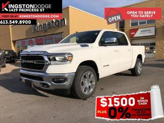 New 2021 RAM 1500 Big Horn | Remote Start | 3.92 Axle Ratio | Anti-S for sale in Kingston, ON