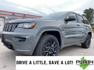 New 2021 Jeep Grand Cherokee Altitude | Leather | Alpine Stereo | Trailer Tow | for sale in Mitchell, ON