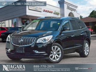 Used 2017 Buick Enclave Premium Group for sale in Niagara Falls, ON