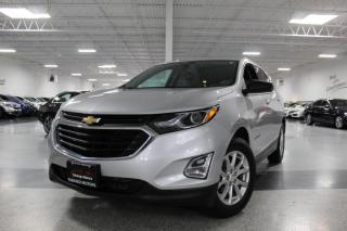 Used 2018 Chevrolet Equinox LS I NO ACCIDENTS I HEATED SEATS I REAR CAM I BLUETOOTH for sale in Mississauga, ON