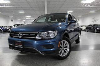 Used 2019 Volkswagen Tiguan 4MOTION I NO ACCIDENTS I HEATED SEATS I REAR CAMERA I BT for sale in Mississauga, ON