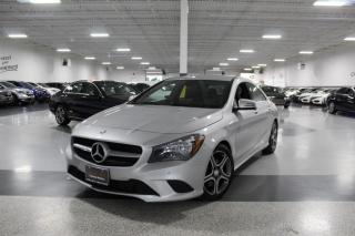 Used 2016 Mercedes-Benz CLA-Class 4MATIC NO ACCIDENTS I LEATHER I HEATED SEATS I LOW MILEAGE for sale in Mississauga, ON