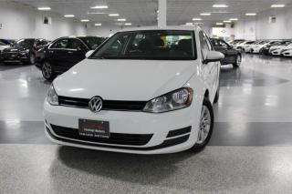 Used 2017 Volkswagen Golf TSI NO ACCIDENTS I R.CAM I BT I H.SEATS I BIG SCREEN I for sale in Mississauga, ON