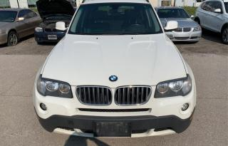 Used 2010 BMW X3 X3 AWD 4dr  /1 YEAR WARRANTY INCLUDED for sale in Brampton, ON