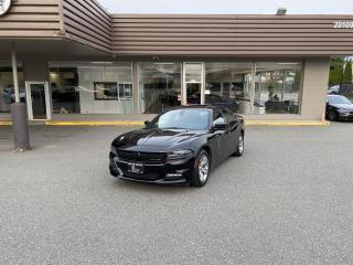 Used 2018 Dodge Charger SXT for sale in Langley, BC