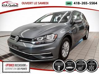 Used 2019 Volkswagen Golf COMFORTLINE* AT* SIEGES CHAUFFANTS* for sale in Québec, QC