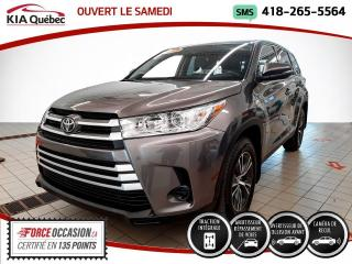 Used 2019 Toyota Highlander LE* AWD* 7 PLACES* TOYOTA SAFETY SENSE* for sale in Québec, QC