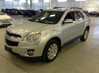 Used 2012 Chevrolet Equinox LT CAMÉRA VE PE for sale in Longueuil, QC