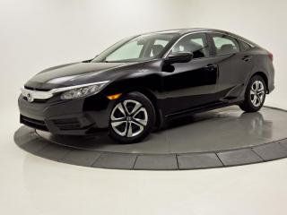 Used 2018 Honda Civic CAMÉRA DE RECUL AUTOMATIQUE for sale in Brossard, QC