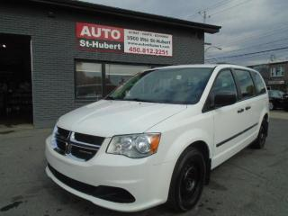 Used 2011 Dodge Caravan SE for sale in St-Hubert, QC