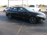 Photo of Black 2016 Ford Fusion
