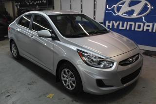 Used 2013 Hyundai Accent **Berline 4 pts tans manuelle GL for sale in St-Constant, QC