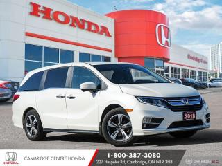 Used 2018 Honda Odyssey EX-L APPLE CARPLAY™ & ANDROID AUTO™ | PUSH BUTTON START | HONDA SENSING TECHNOLOGIES for sale in Cambridge, ON