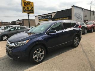 Used 2018 Honda CR-V SHOWROOM CONDITION, EX-L, AWD! for sale in Etobicoke, ON