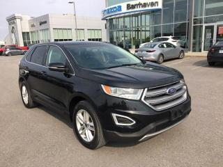 Used 2016 Ford Edge SEL * NAV/LEATHER/PANO ROOF* for sale in Ottawa, ON