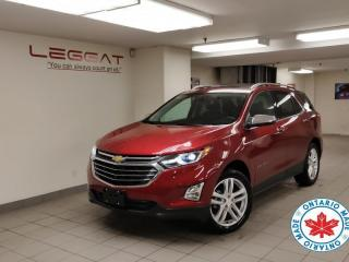 New 2021 Chevrolet Equinox Premier - Navigation for sale in Burlington, ON