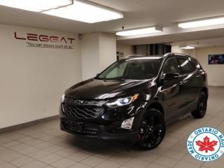 New 2021 Chevrolet Equinox Premier - Redline Edition for sale in Burlington, ON