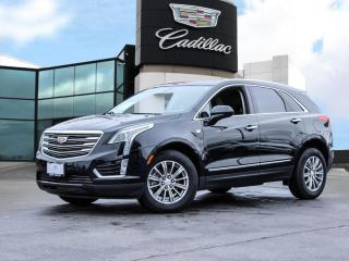 Used 2017 Cadillac XT5 Luxury HEATED SEATS! | HEATED STEERING WHEEL! for sale in Burlington, ON