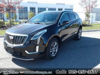 New 2021 Cadillac XT5 Premium Luxury - Navigation - $402 B/W for sale in Bolton, ON