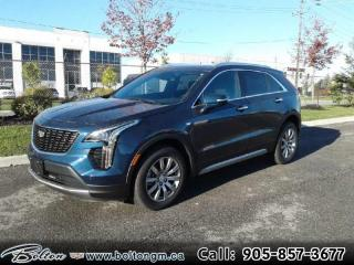 New 2021 Cadillac XT4 Premium Luxury - $358 B/W for sale in Bolton, ON