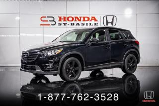 Used 2016 Mazda CX-5 GS + AWD + TOIT + A/C + MAGS + WOW! for sale in St-Basile-le-Grand, QC