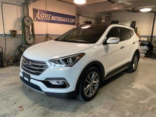 Used 2017 Hyundai Santa Fe Sport AWD 4DR 2.0T LIMITED for sale in Kingston, ON