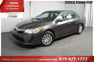 Used 2014 Toyota Camry LE| CAM RECUL| SIÈGES CHAUFFANTS for sale in Drummondville, QC