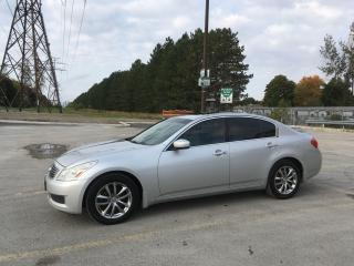 Used 2009 Infiniti G37 Luxury for sale in Scarborough, ON