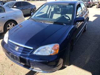 Used 2003 Honda Civic LX for sale in Mississauga, ON
