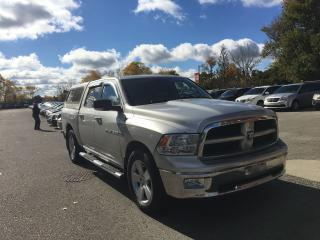 Used 2011 RAM 1500 SLT. EXCELLENT CONDITION-CREW CAB for sale in London, ON